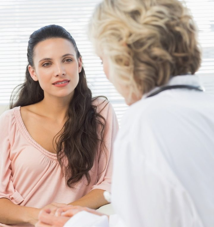 A therapist and clinic in consultation