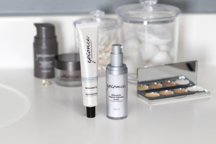 Brightening products by Epionce