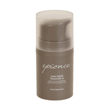 Epionce Sunscreen featured on Warpaint.com